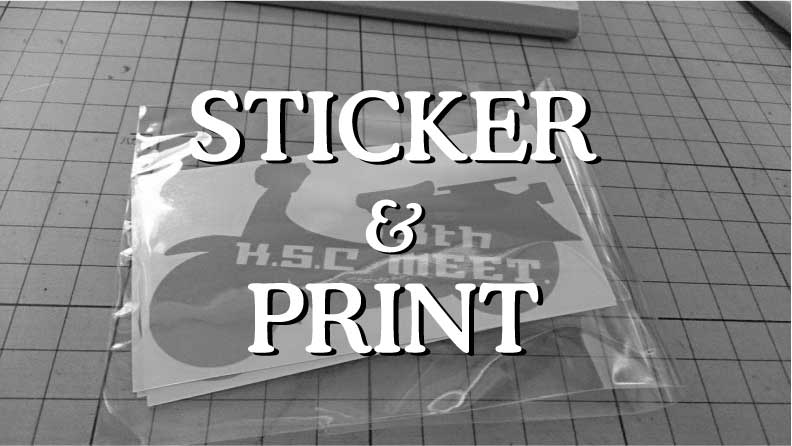sticker/decal/apparel